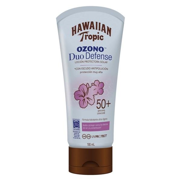 Hawaiian Tropic FPS 50 Ozono Duo Defense 180ml