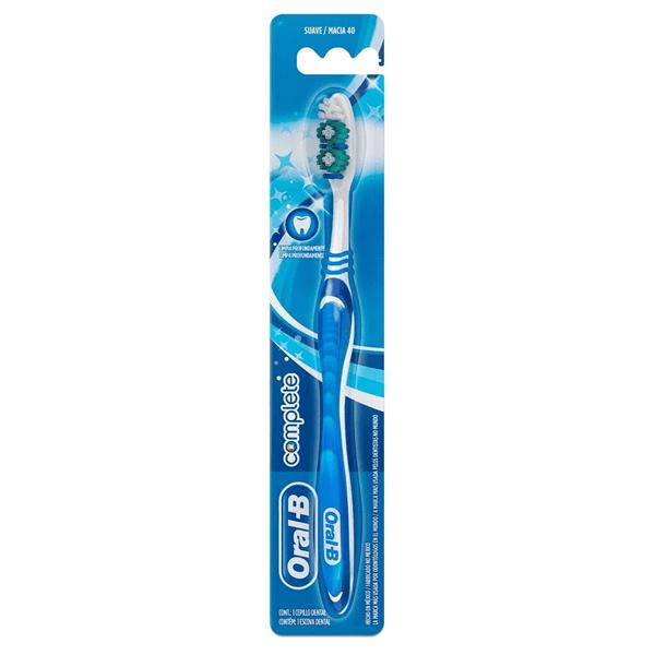 Oral-B Cepillo Dental Complete 1 unidad