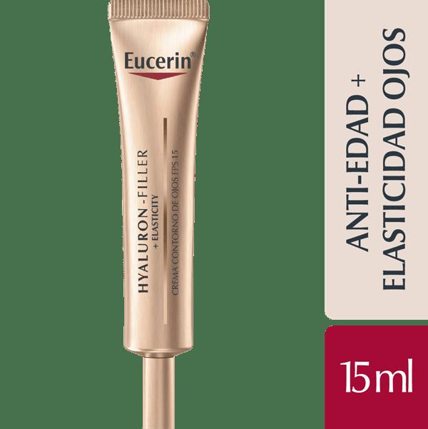Eucerin  Hyaluron Filler + Elasticity Ojos #1