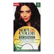 Soft Color N° 50 Castaño Claro
