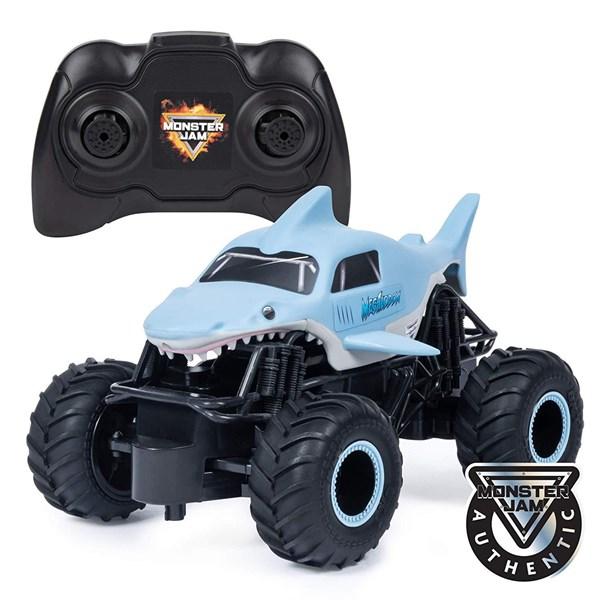 Camioneta A Escala Monster Jam Megalodon  alt