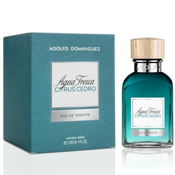 Perfume Adolfo Dominguez Agua Fresca Citrus Cedro x 120 ml. #1