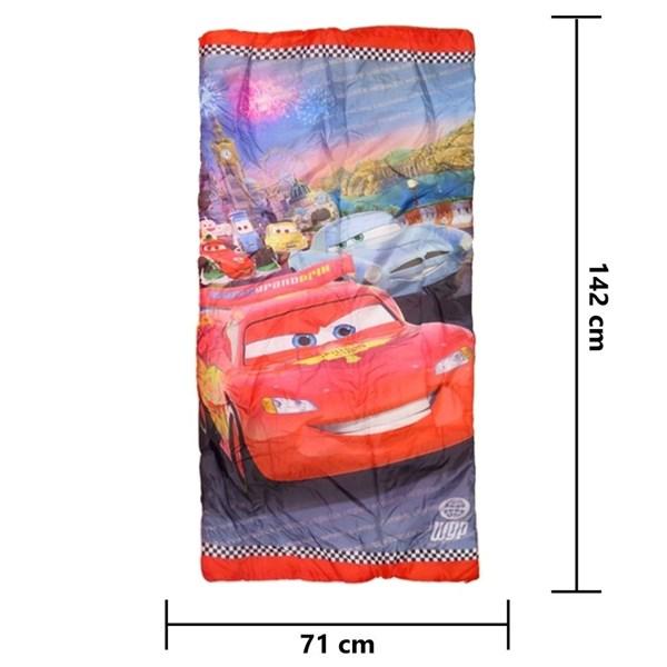 Bolsa De Dormir Infantil Disney Cars  alt