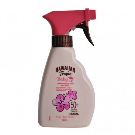 Hawaiian Tropic Baby Protector Solar Bebés FPS 50 240ml