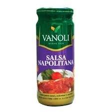 SALSA VANOLI NAPOLITANA x 360 CC