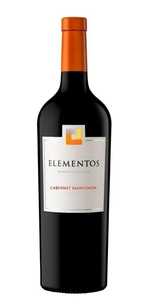 ELEMENTOS CABERNET SAUVIGNON x 750 CC