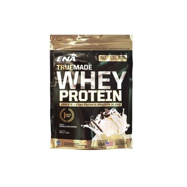 Suplemento ENA Proteina Whey Protein Vainilla Ice Cream 454gr