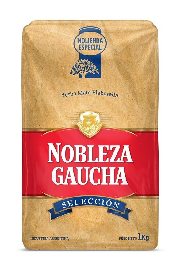 YERBA NOBLEZA GAUCHA SELECCION x 1 KG