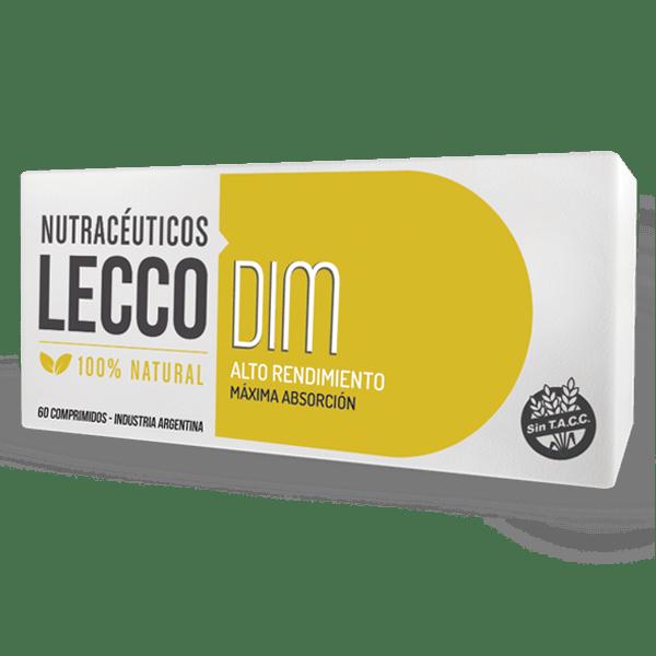 Nutracéuticos Lecco Dim x60 Comprimidos