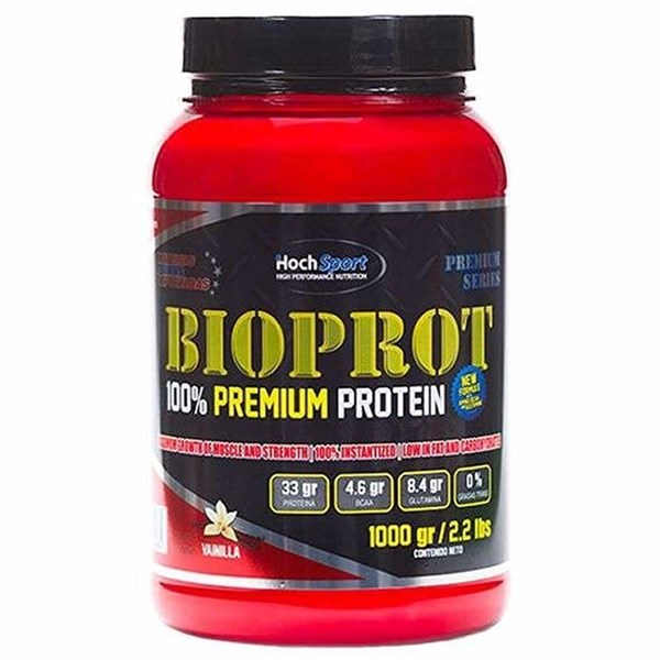 Hoch Sport Bioprot Premium Protein 80 Frutos Rojos 1000gr