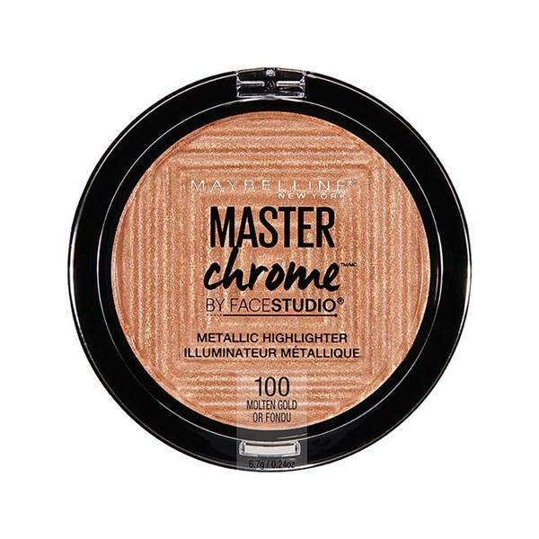 Maybelline Polvos Iluminadores Master Chrome