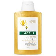 Klorane Combo (Shampoo Ylang Ylang x200ml + Polysianes Pack FPS 30)