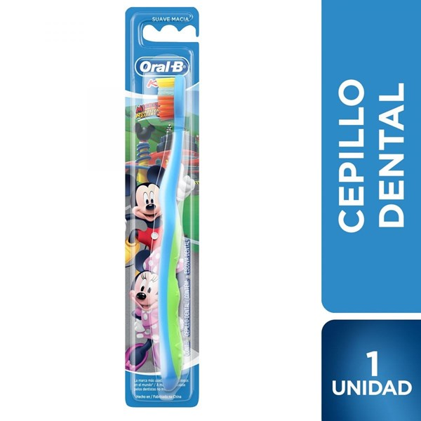 Oral B Cepillo Dental Stages 3 Mickey