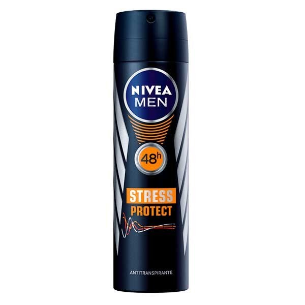 Nivea Antitranspirante x 150ml M Stress Protect