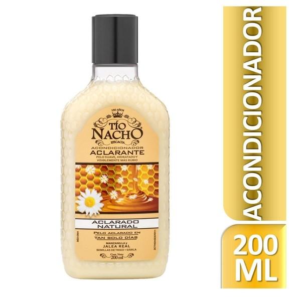 Tío Nacho Acondicionador Aclarante 200 ml