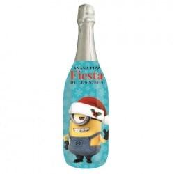 ANANA FIZZ S/ALCOHOL MINION x 1 L