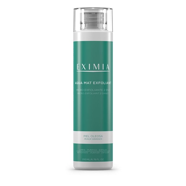 Eximia Aqua Mat Exfoliante 200 Ml