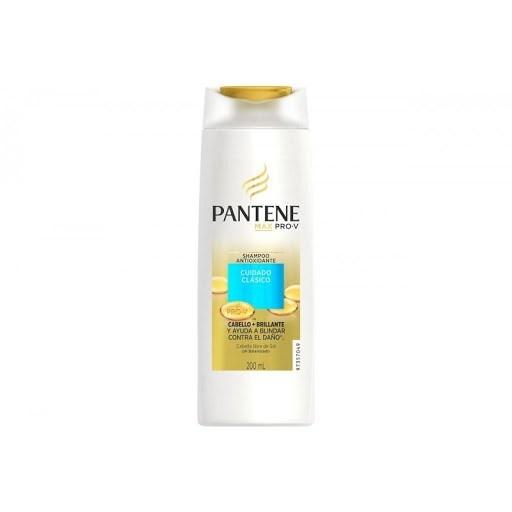 Pantene Shampoo Cuidado Clásico Max Pro-v 200ml