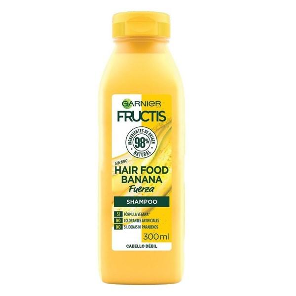 Fructis Shampoo Hair Food Banana 300ml