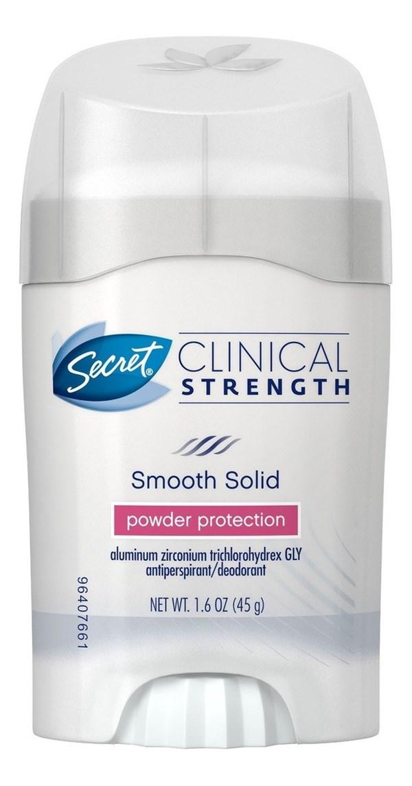 Secret Clin Desodorante En Barra Powder Prot Fem x45gr