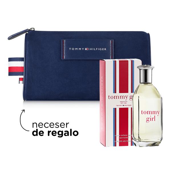 Perfume Tommy Hilfiger Girl EDT 50ml + Neceser de Regalo