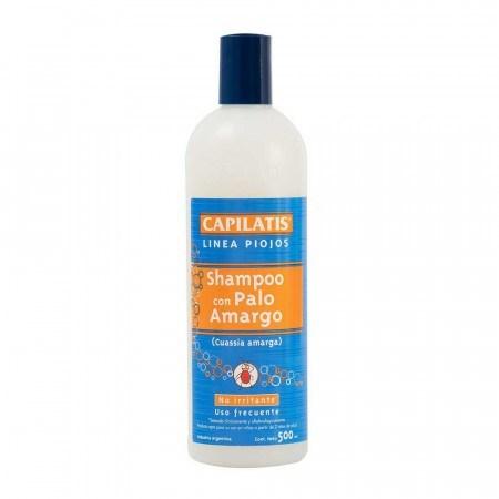 CAPILATIS Shampoo Pediculicida x 500 ml