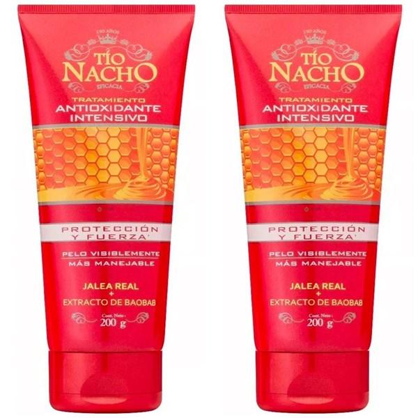 Tío Nacho Shampoo Antioxidante Intensivo 200g