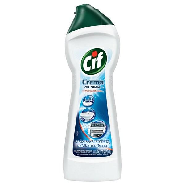CIF CREMOSO BLANCO C/MICROP x 375 CC