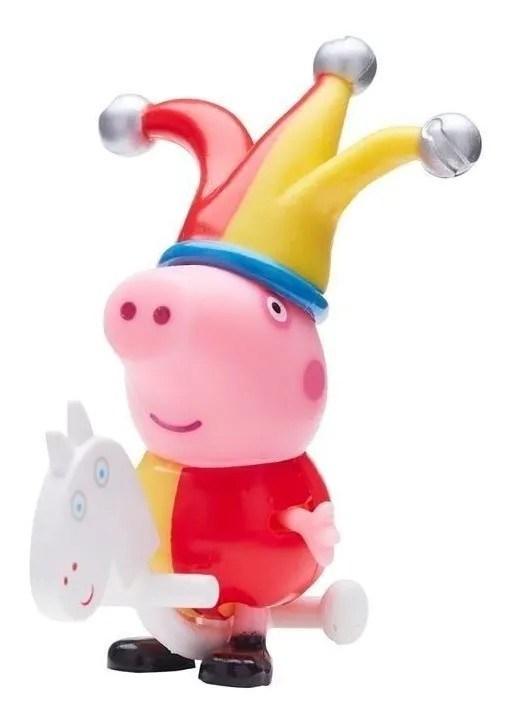 Figura Peppa Pig Dress & Play x1 alt