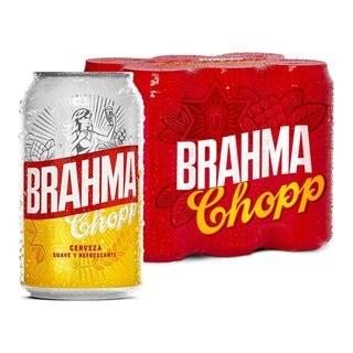 BRAHAMA CHOOP LATA x 6 X 500 CC