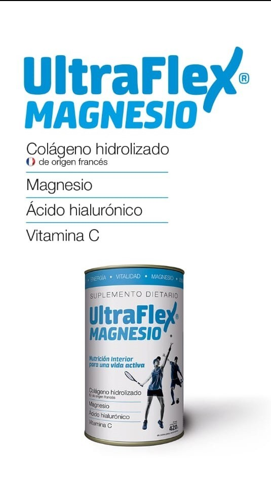 Ultraflex Magnesio 420gr alt