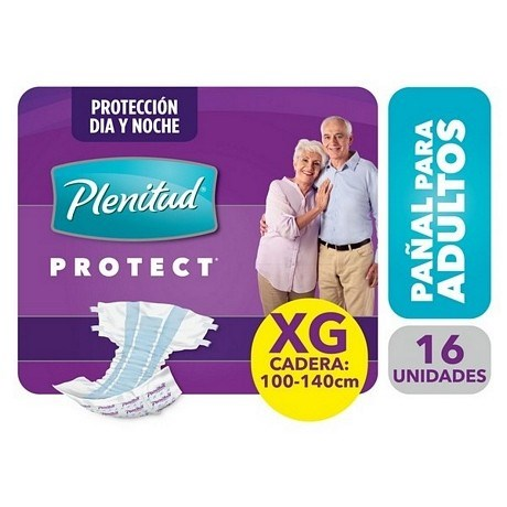 Plenitud Protec talle Xg x 16 unidades