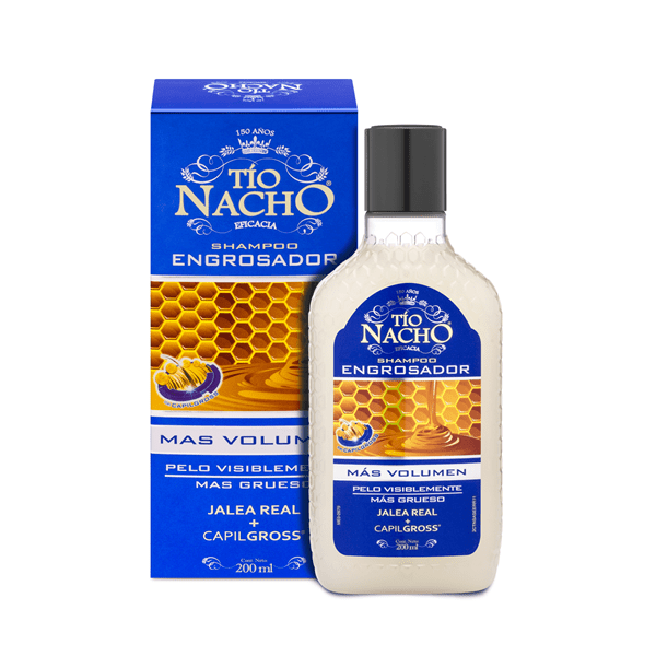 Tío Nacho Shampoo Engrosador X 200ml