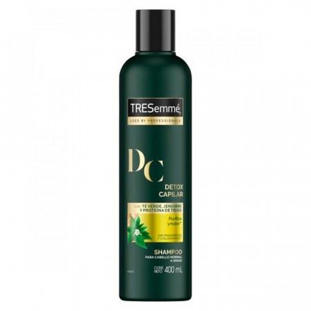 Shampoo Detox Capilar Tresemme  x 400 ml