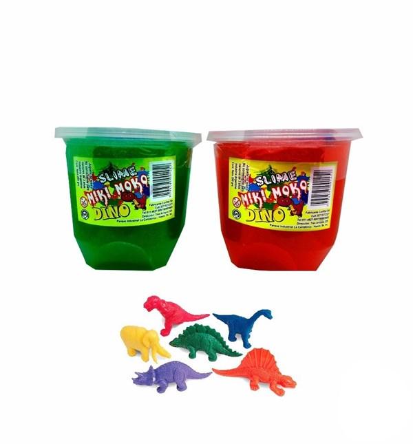 Slime Miki Moko Dino 190gr