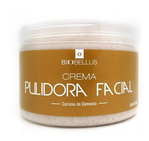 Biobellus Crema Exfoliante Facial 250gr