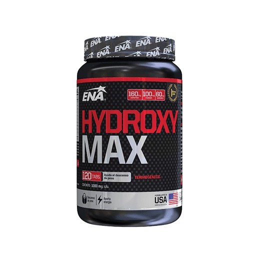 Hydroxy Max x 120 comprimidos   #1