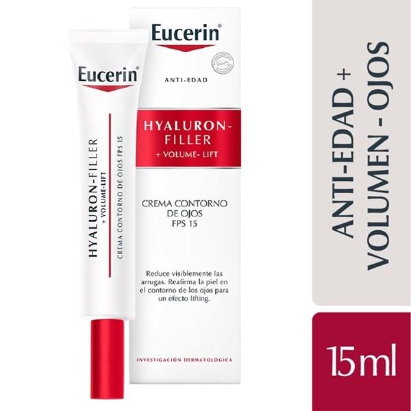 Eucerin Volume Filler Contorno De Ojos 15ml