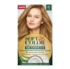 Soft Color N° 80 Rubio Claro