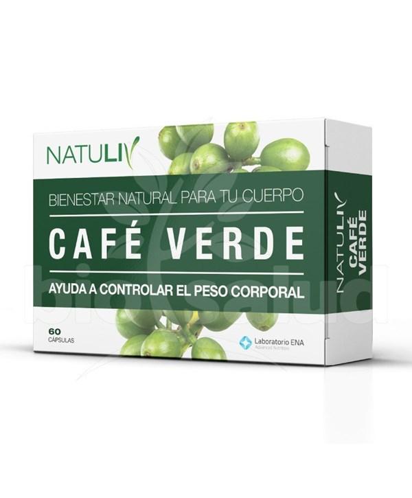 NATULIV Cafe Verde Natuliv x 60 cap