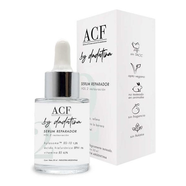 Serum Reparador ACF By Dadatina Vol 2: Restauracion