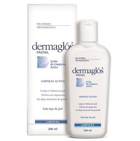 Dermaglós Leche Facial Limpieza 200ml