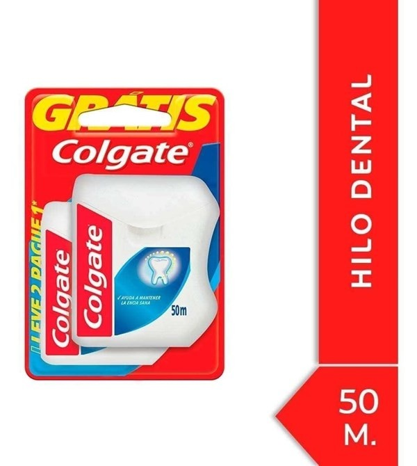 Hilo Dental Colgate 50m  #1