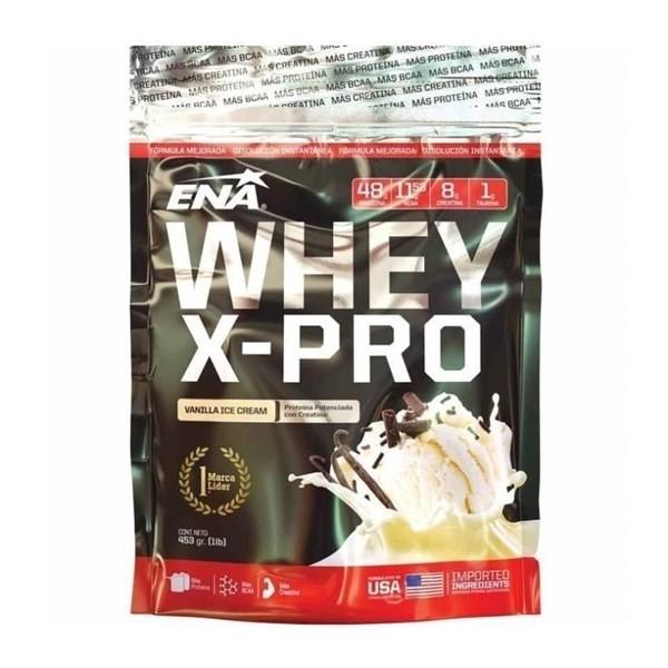 Suplemento ENA Whey X-Pro Vainilla Ice Cream x453gr