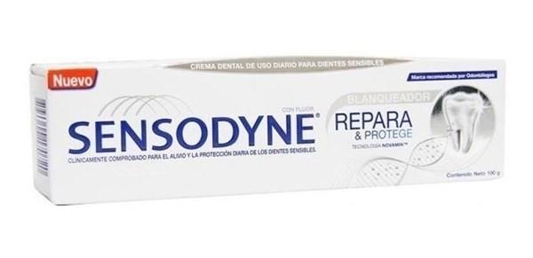 Sensodyne Repara & Protege Blanqueador Pasta Dental Para Die
