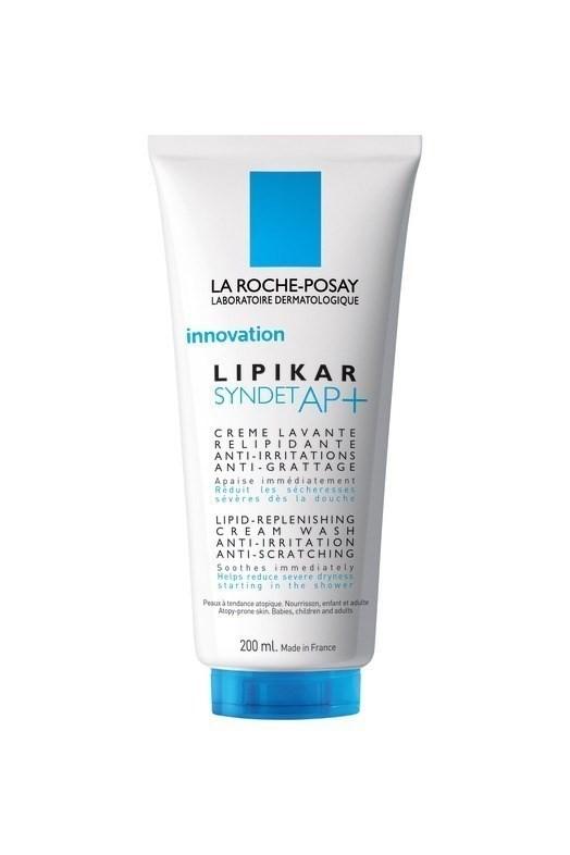 La Roche Posay Lipikar Syndet Ap+ Crema De Ducha 200 Ml