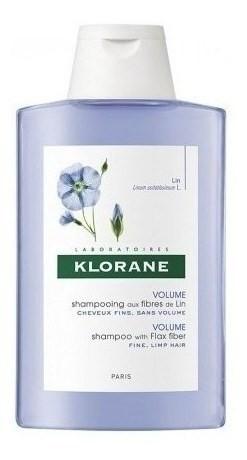 Klorane Shampoo A Las Fibras De Lino X 200 Ml #1
