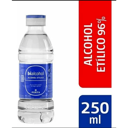 Alcohol Etílico 96% X 250 Ml