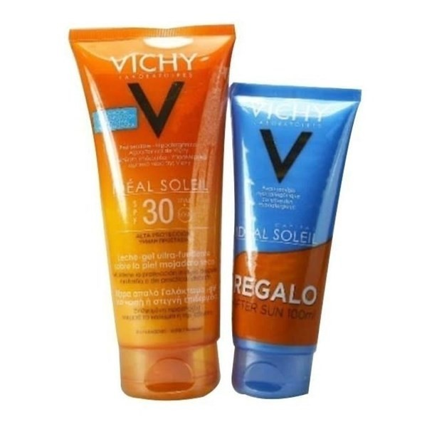 Vichy Ideal Soleil Spf 30 + Ideal Soleil Post Solar x100ml