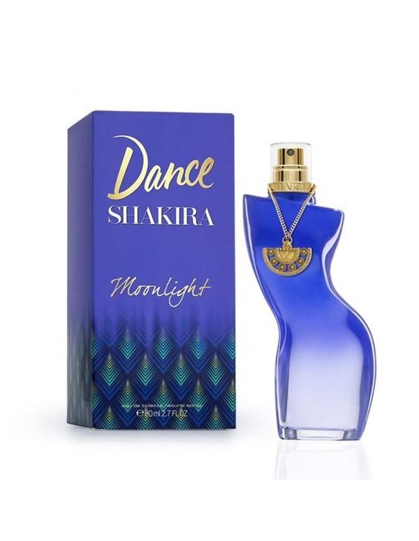 Shakira Dance Moonlight Fem Edt X 80 Ml